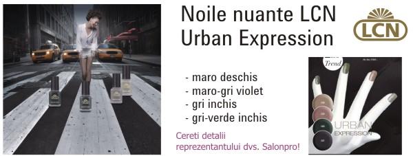 Super colectia LCN Urban Expression