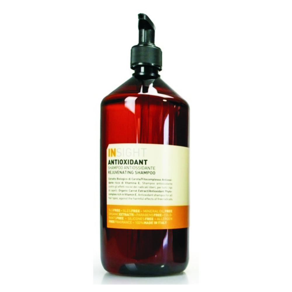 IN REJUVENATING 900ML SAMPON ANTI-OXIDANT CU EXTRACT DE MORCOVI