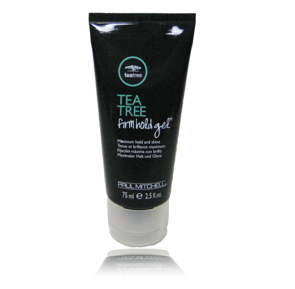TEA TREE FIRM HOLD 75ML GEL FIXARE PUTERNICA