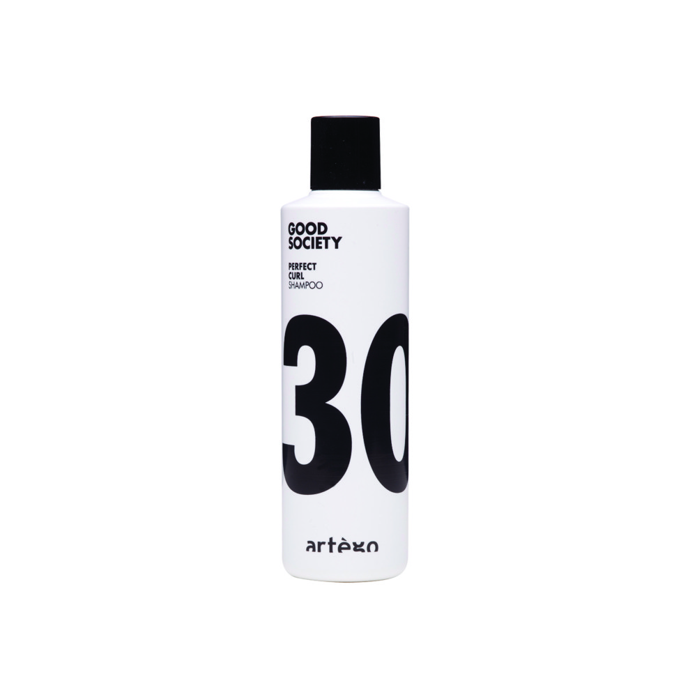 GOOD SOCIETY - PERFECT CURL 250ML SAMPON PAR ONDULAT