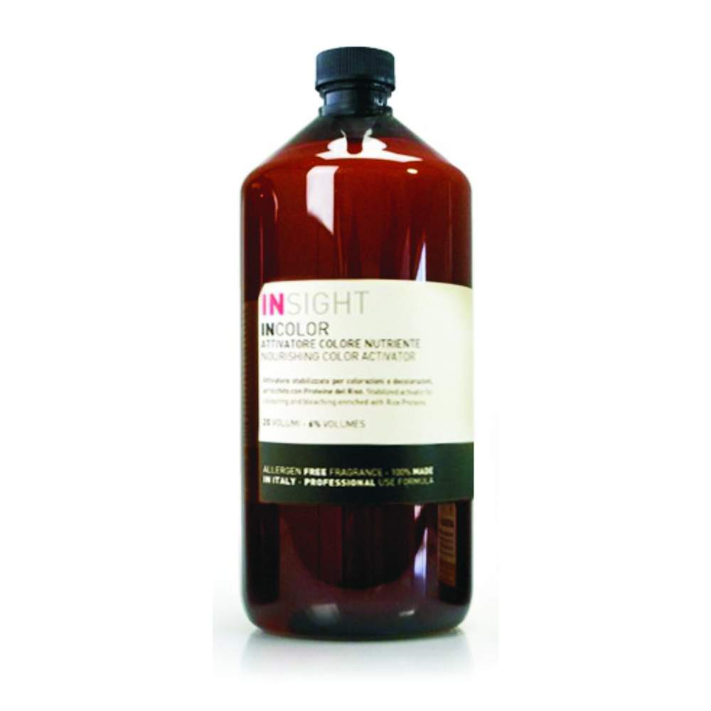 IN OXIDANT 900ML OXIDANT 20 VOLUME ( 6% )