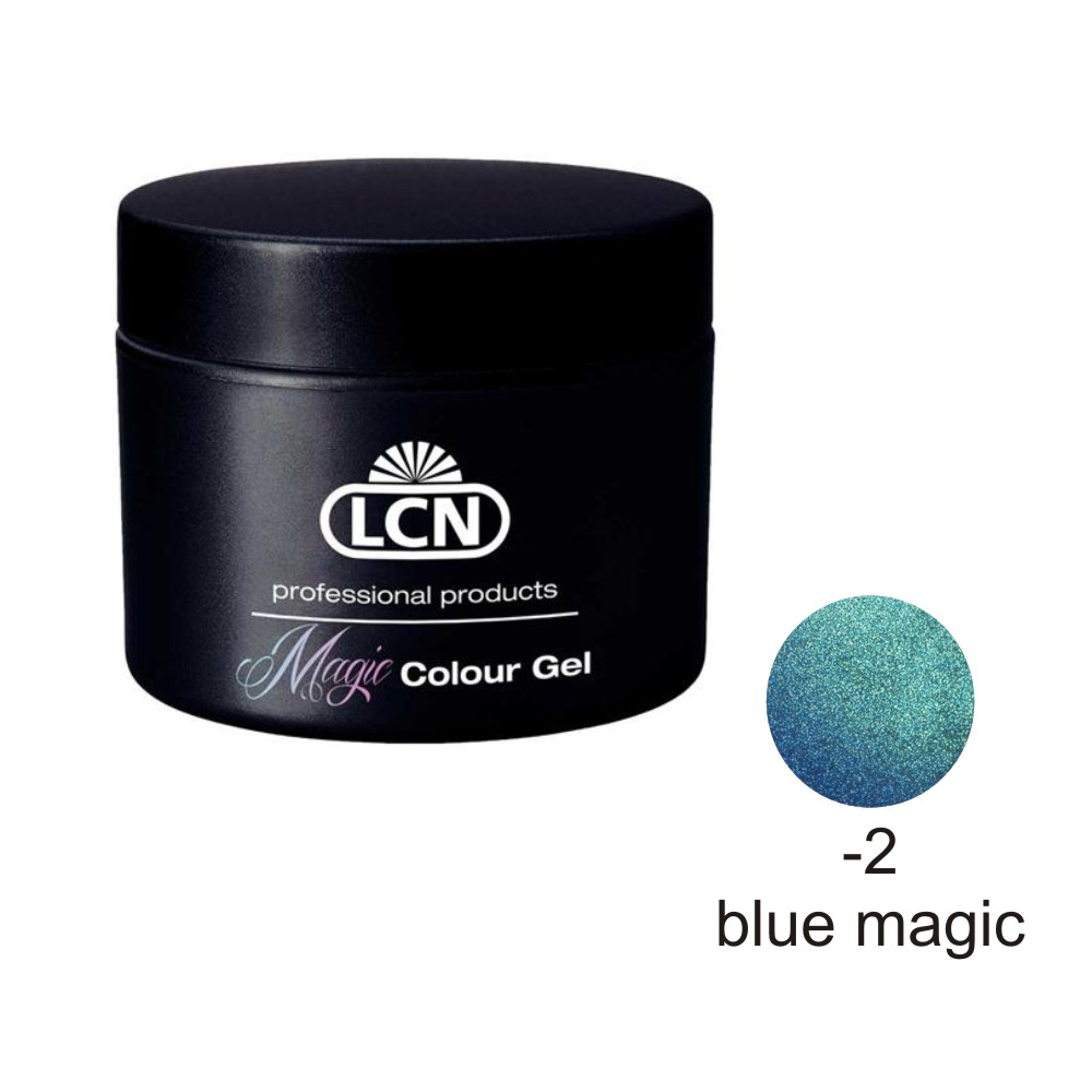 MAGIC COLOUR GEL 5ML BLUE MAGIC REFLEX ALBASTRU