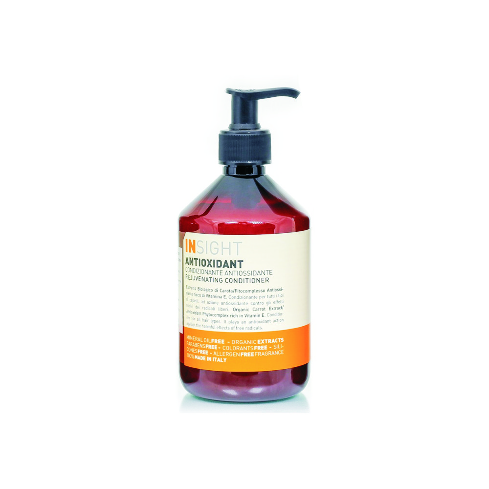 IN REJUVENATING 500ML BALSAM ANTI-OXIDANT CU EXTRACT DE MORCOVI