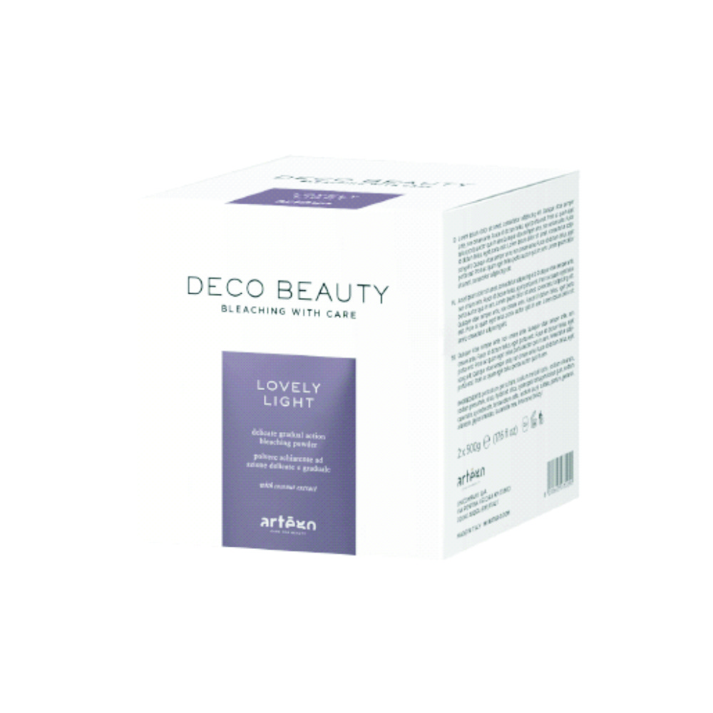 DECO LOVELY LIGHT 1KG PUDRA DECOLORANTA DELICATA